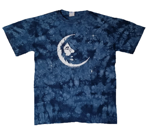 Jerry Moon Tie Dye T Shirt