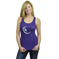 Jerry Moon Ladies Tank Top