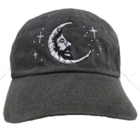 Grateful Dead Jerry Moon Baseball Cap - Grey