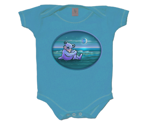 Waterside Dancing Bear Infant Onesie
