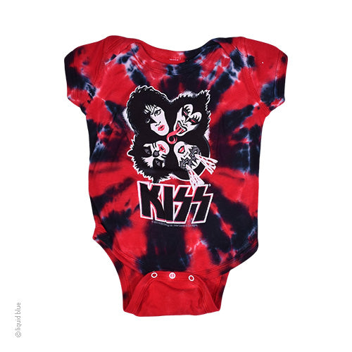 Kiss Burst Infant Onesie