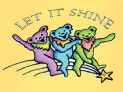 Let It Shine Bears Youth T Shirt
