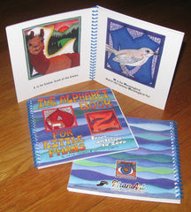 ABC Book Gift Set for Little Phans