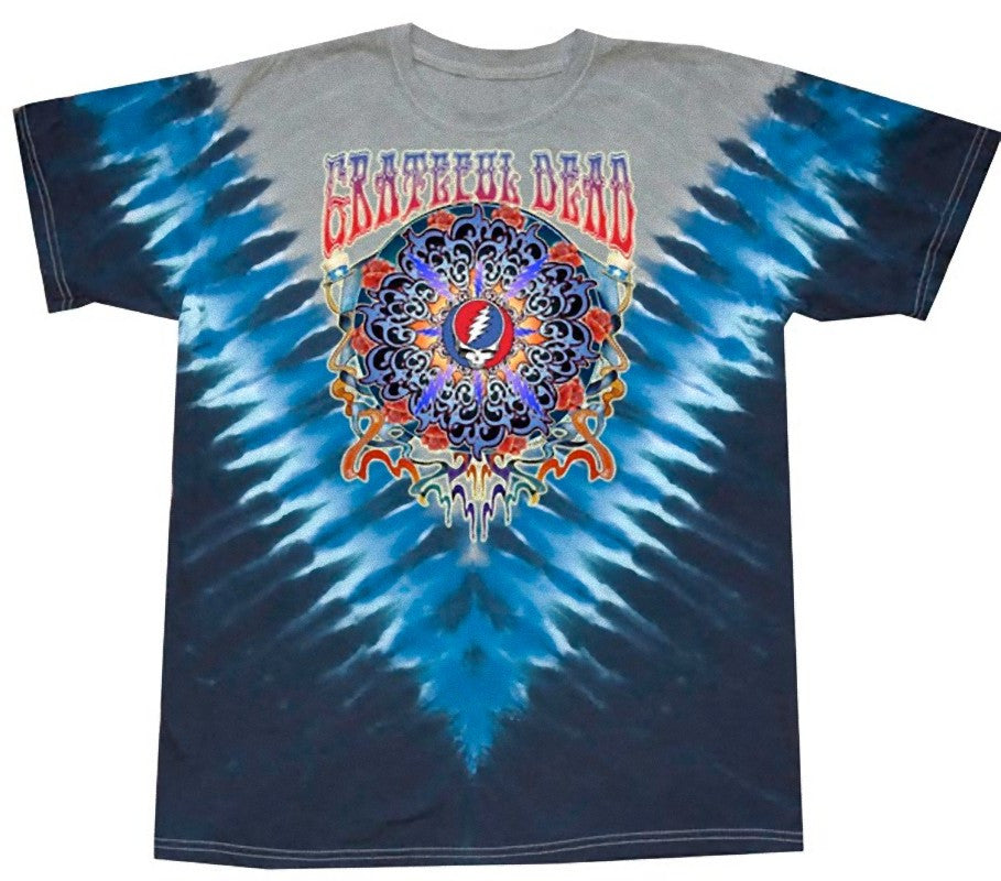 Grateful Dead New Years Tie Dye T Shirt