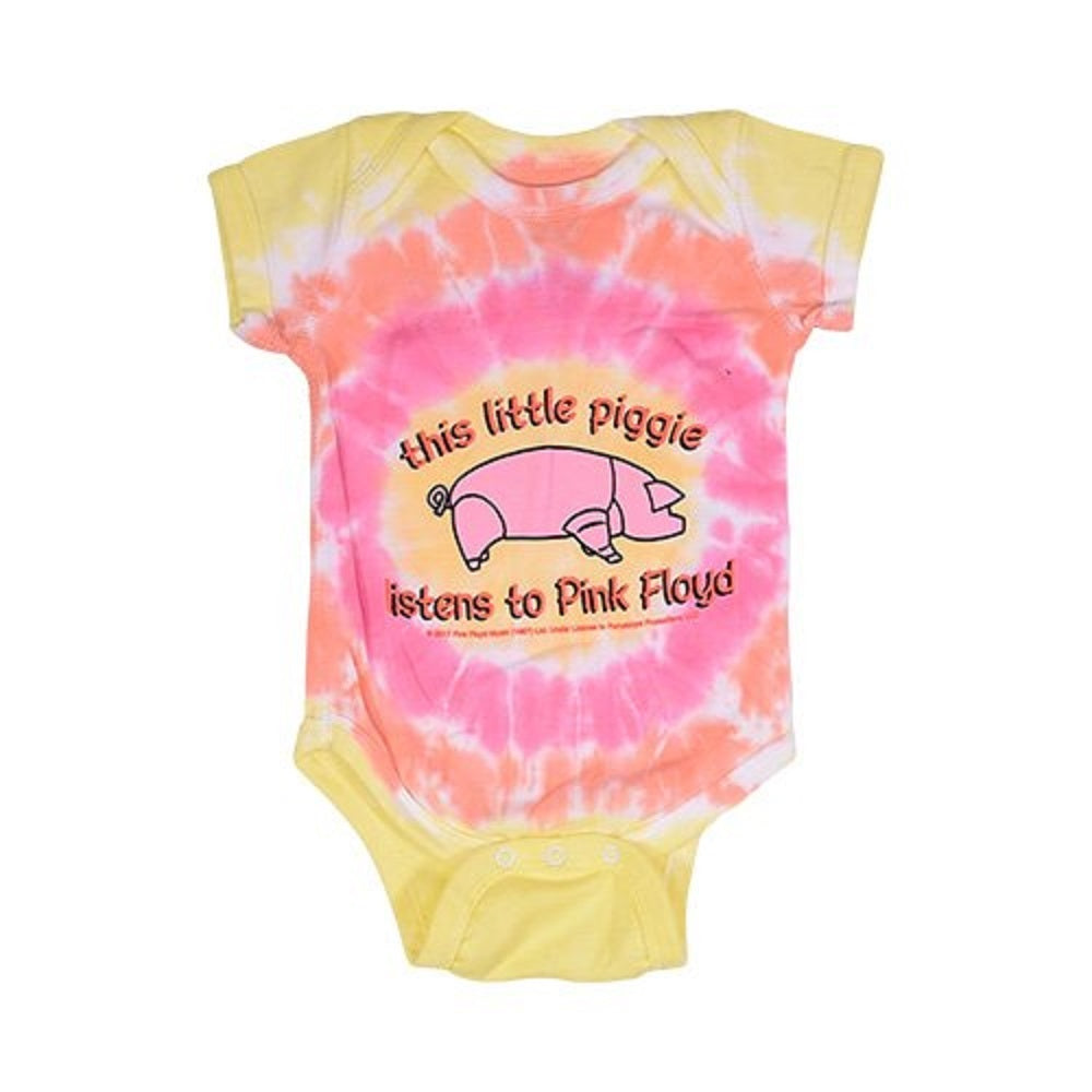 Pink Floyd - This Little Piggy One Piece Romper