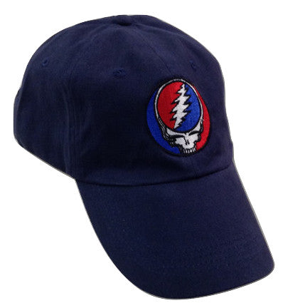 be6633ace7b85 Grateful Dead Steal Your Face Baseball Cap