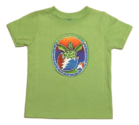 Hatching Sea Turtle Youth T Shirt
