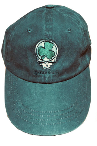 Grateful Dead Steal Your Shamrock Baseball Cap
