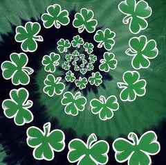 Youth Spiraling Shamrocks