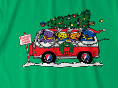 Grateful Dead Steal Your XMas Tree T-Shirt