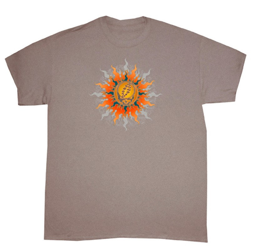 Grateful Dead Sun Solid T Shirt