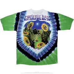 Grateful Dead Sunflower T Shirt
