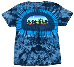Grateful Dead - MoonDance Tie Dyed T Shirt