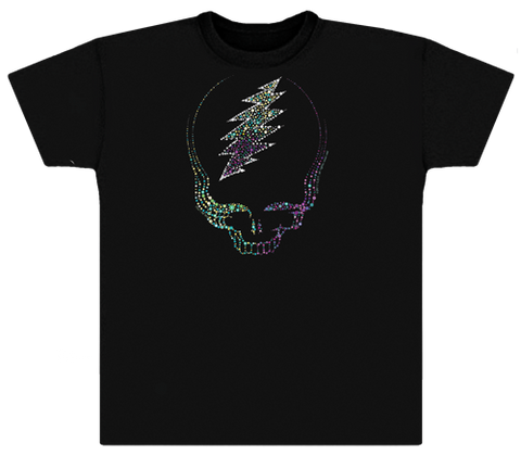 Grateful Dead - Bubble Steal Your Face T-shirt