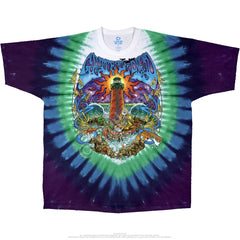 Tie Dye Watchtower Shirt