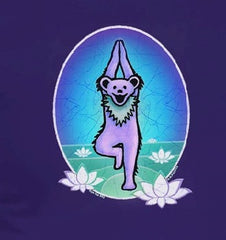 Yoga Bear Ladies Tee