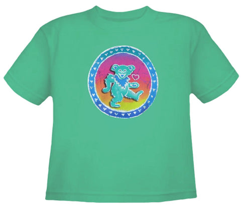 Dancing Bear Youth T Shirt
