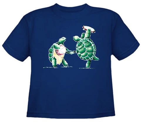 Terrapin Station Turtles Toddler T Shirt