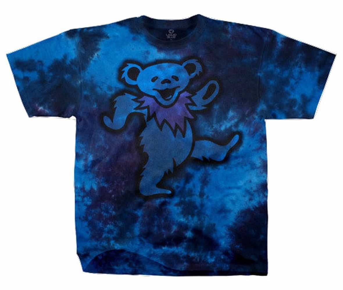 Grateful Dead - Big Bear Tie Dye T Shirt