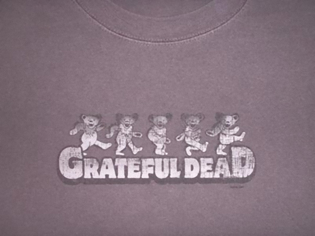 Grateful Dead Dancing Bears Solid Shirt