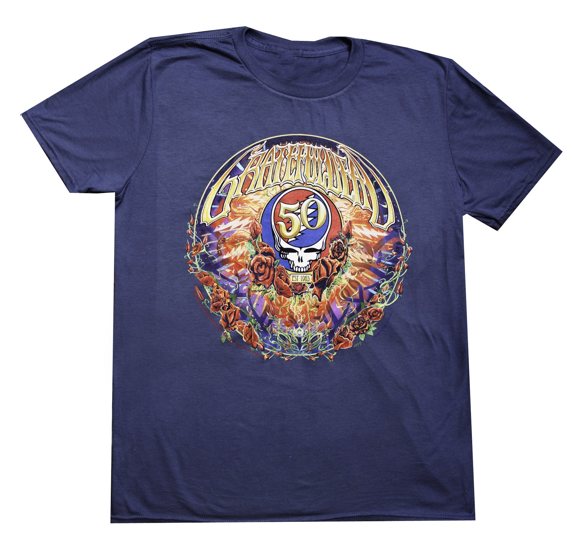 50th Anniversary Grateful Dead Merchandise