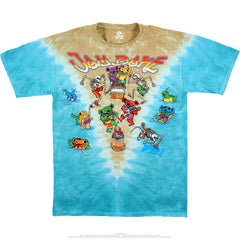 Grateful Dead Jam Bake Tie Dye T Shirt