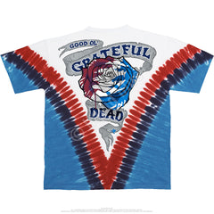 Grateful Dead - Steal Your Face Melting