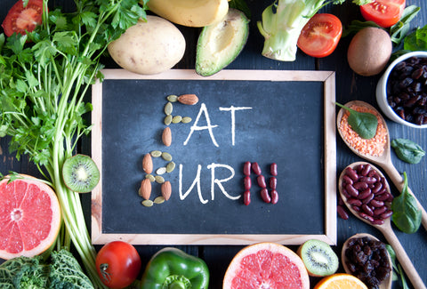 Food that burn more calories than they have