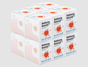 BHB Ketone Peach for Energy Boost