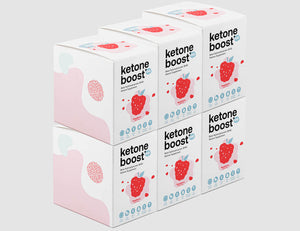 BHB Ketone Raspberry for Energy Boost