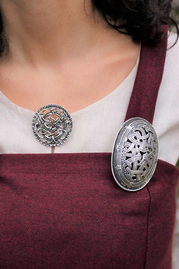 Sigrid Turtle Brooches