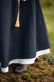 Draum Viking Apron Dress