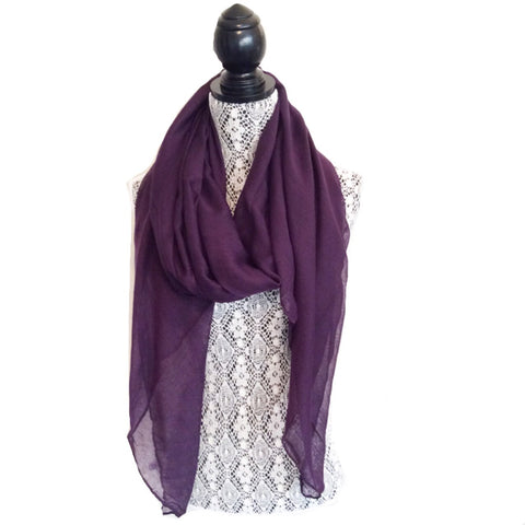 Royal Purple Maxi Viscose