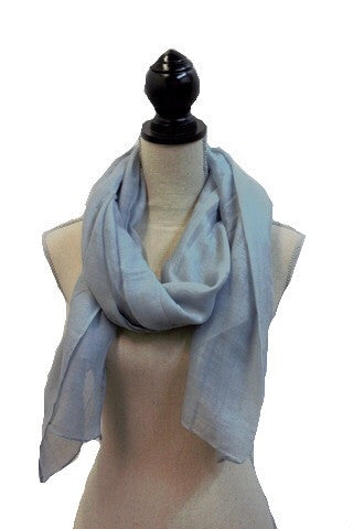 Light Grey Viscose