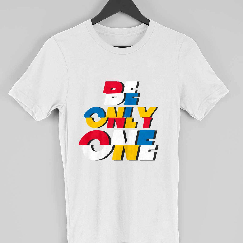 Prabhas - Be Only One T shirt