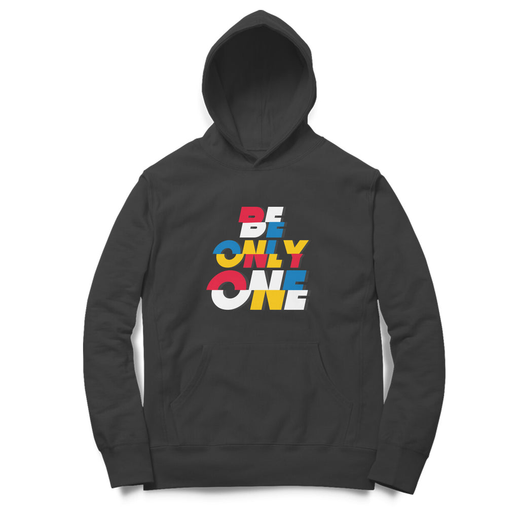 Prabhas Hoodies - Be Only One