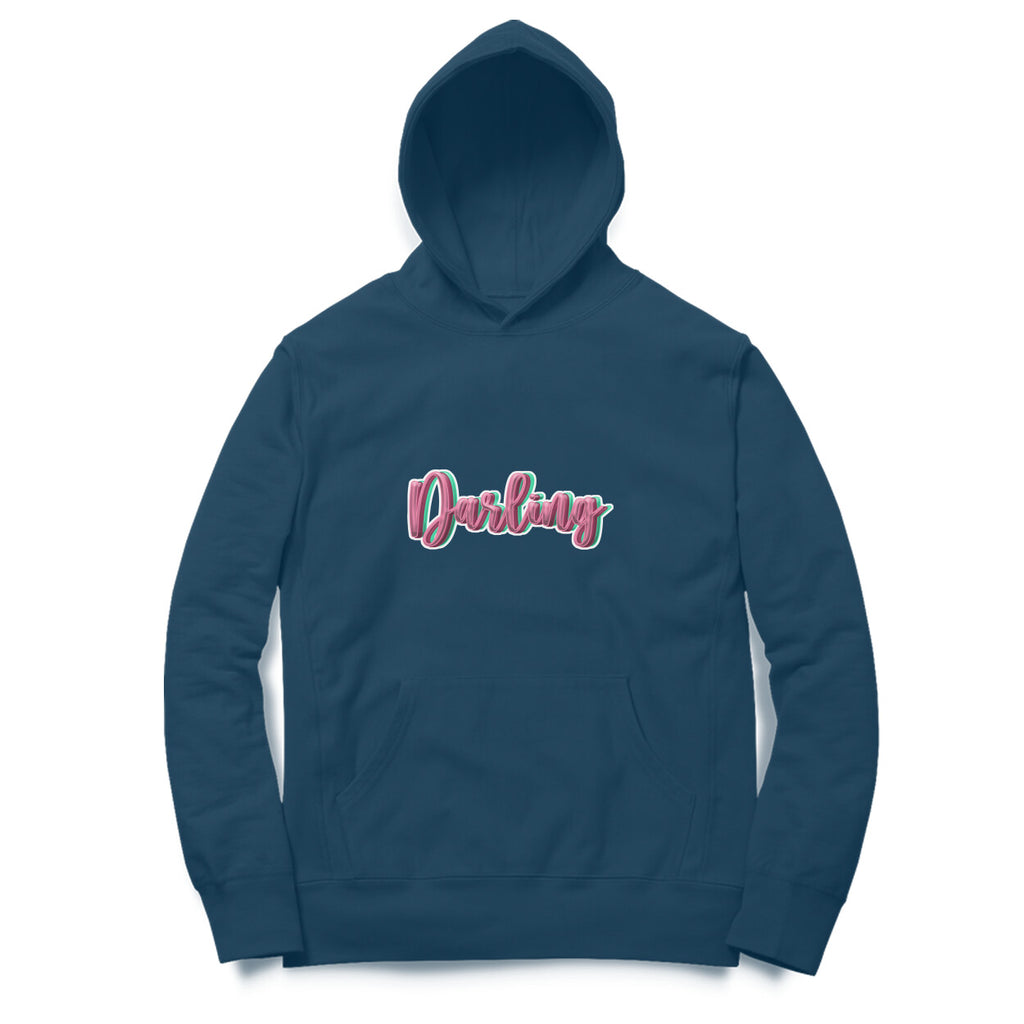 Prabhas Hoodies - Darling