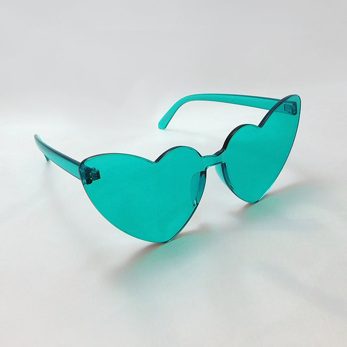 Heart Sunnies in Mermaid