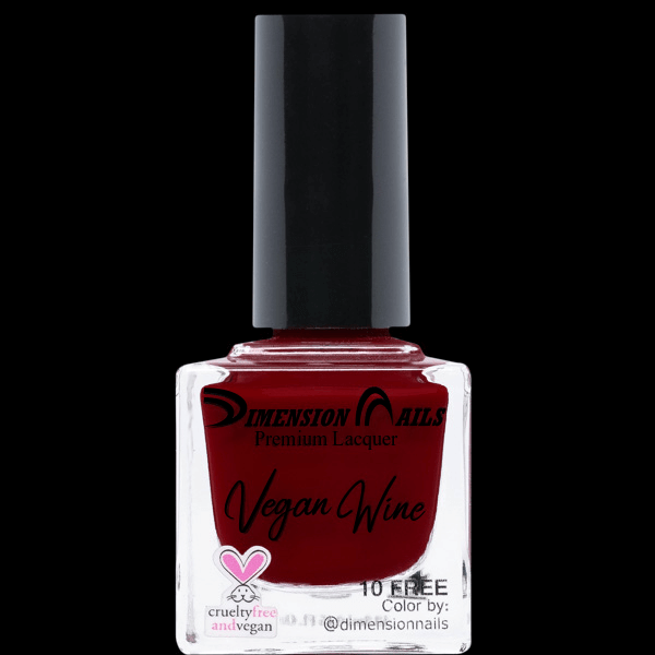 Vegan Wine Nail Polish