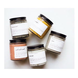 Among The Flowers Whipped Salt Scrub