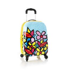 Heys Britto Spinner Kids Luggage - Flowers - BuyBags