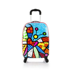 Heys Britto Spinner Kids Luggage - Butterfly - BuyBags