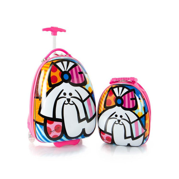 Heys Britto for Kids Luggage and Backpack Set - Dog - BuyBags