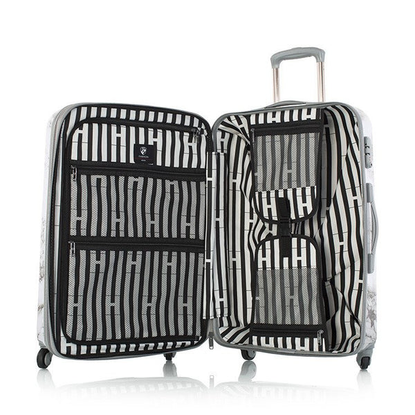 Heys Bianco Fashion Spinner 3 Piece Luggage Set - BuyBags