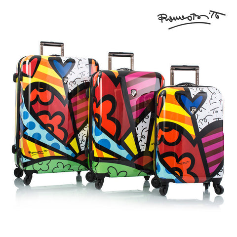 Heys Britto A New Day 3 Piece Luggage Set - BuyBags