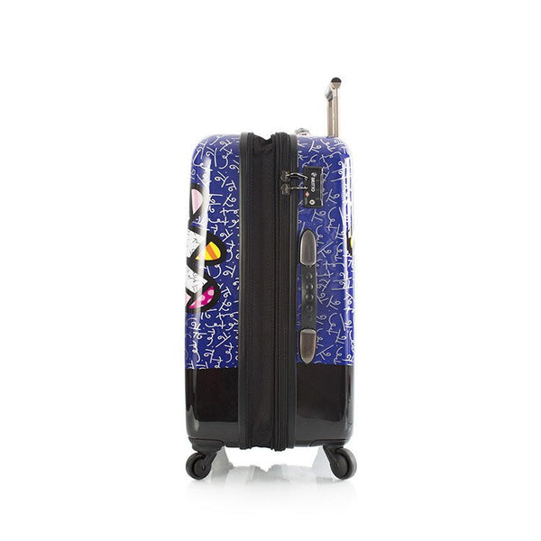 Heys Britto Heart with Wings 3 Piece Luggage Set - BuyBags