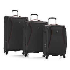 Heys Helix 3 Piece Luggage Set - BuyBags