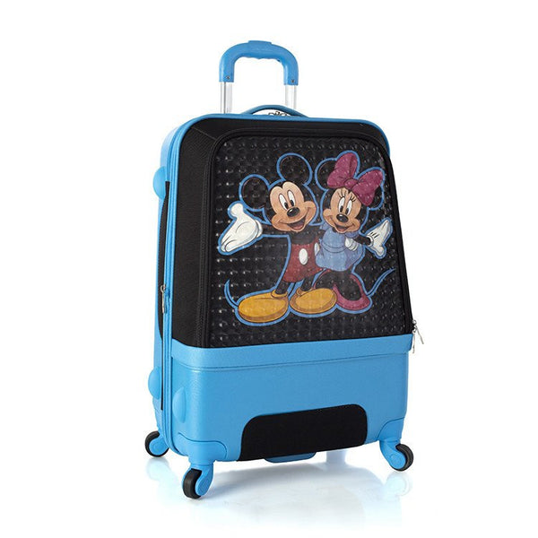 Heys Disney Mickey Mouse Clubhouse Hybrid 3 Piece Luggage Set - BuyBags