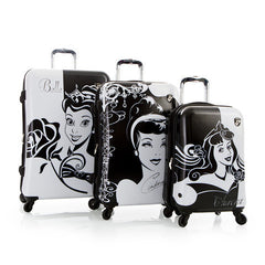 HEYS Disney Hardside 3 Piece Luggage Set - Princess Classic - BuyBags