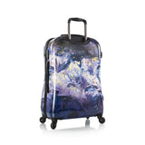 Heys Purple Amethyst Fashion Spinner 3 Piece Luggage Set - BuyBags